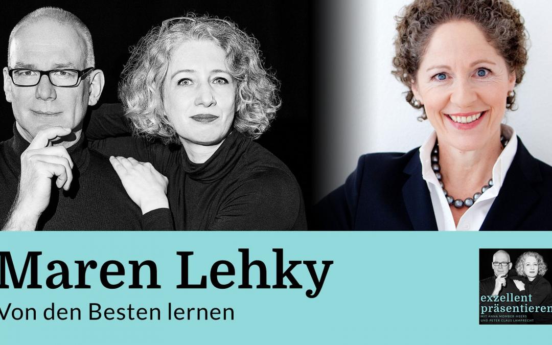 Von den Besten lernen: Maren Lehky