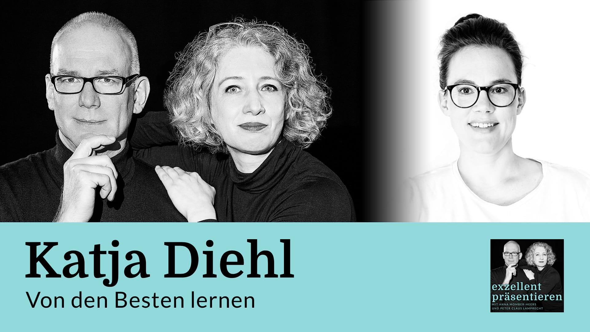 Von den Besten lernen: Katja Diehl