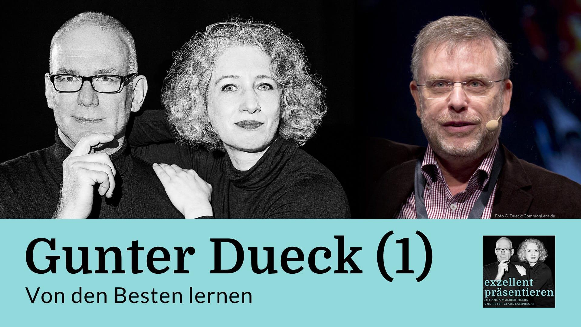 Von den Besten lernen: Gunter Dueck (1)