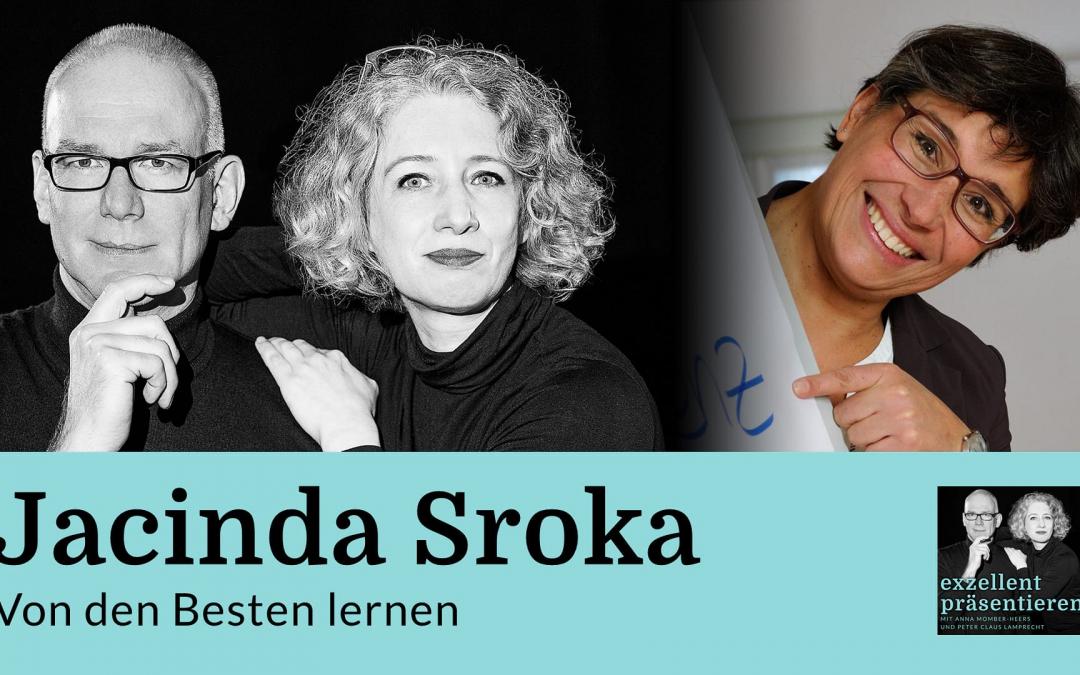 Von den Besten lernen: Jacinda Sroka