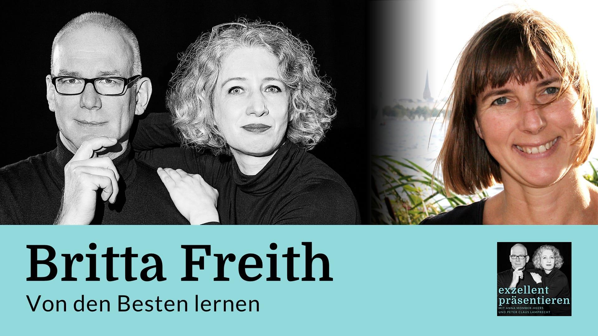 Von den Besten lernen: Britta Freith