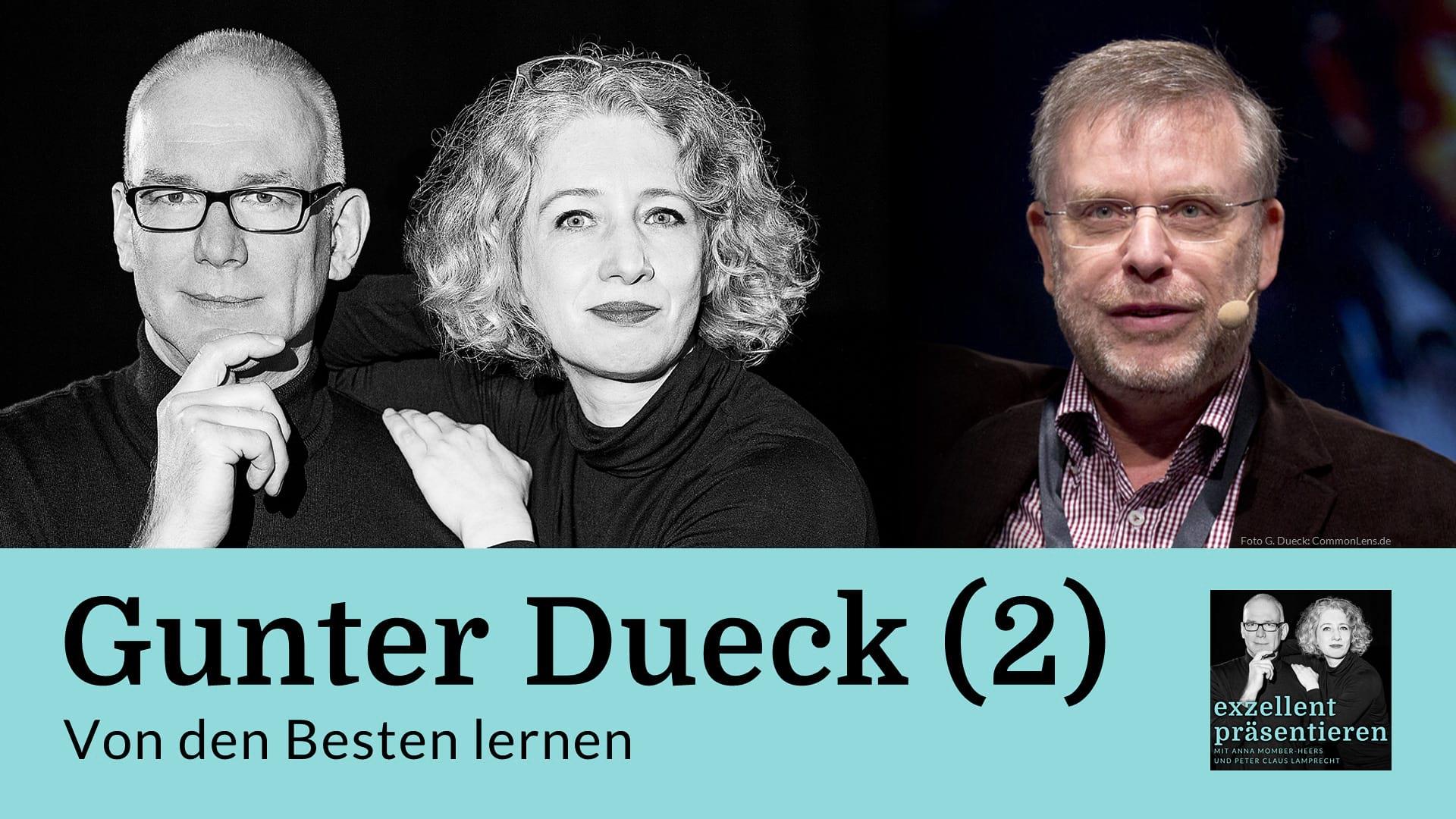 Von den Besten lernen: Gunter Dueck (2)