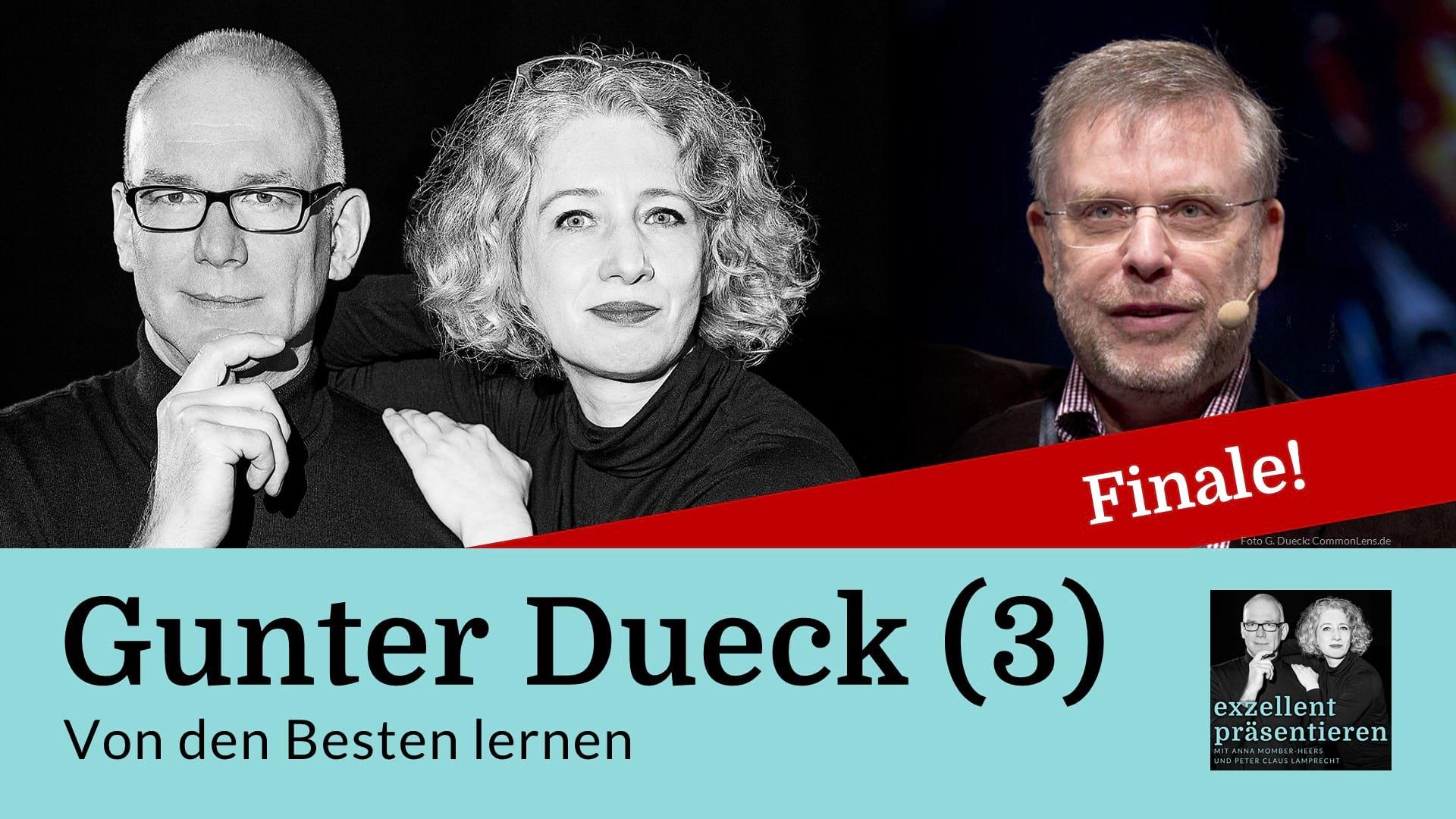 Von den Besten lernen: Gunter Dueck (3)
