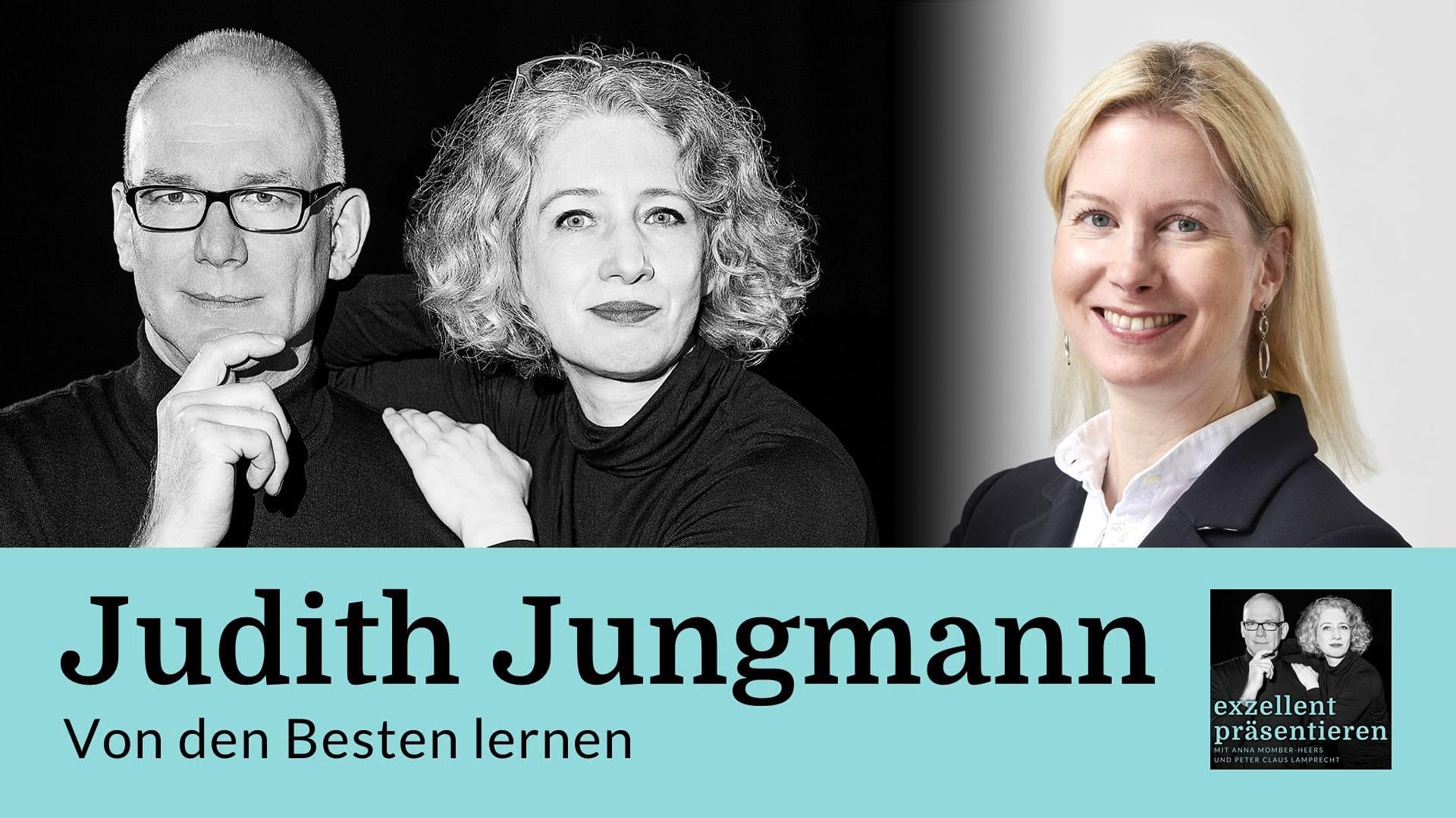 Von den Besten lernen: Judith Jungmann