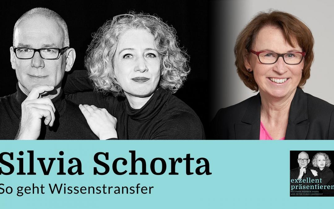 Silvia Schorta: So geht Wissenstransfer