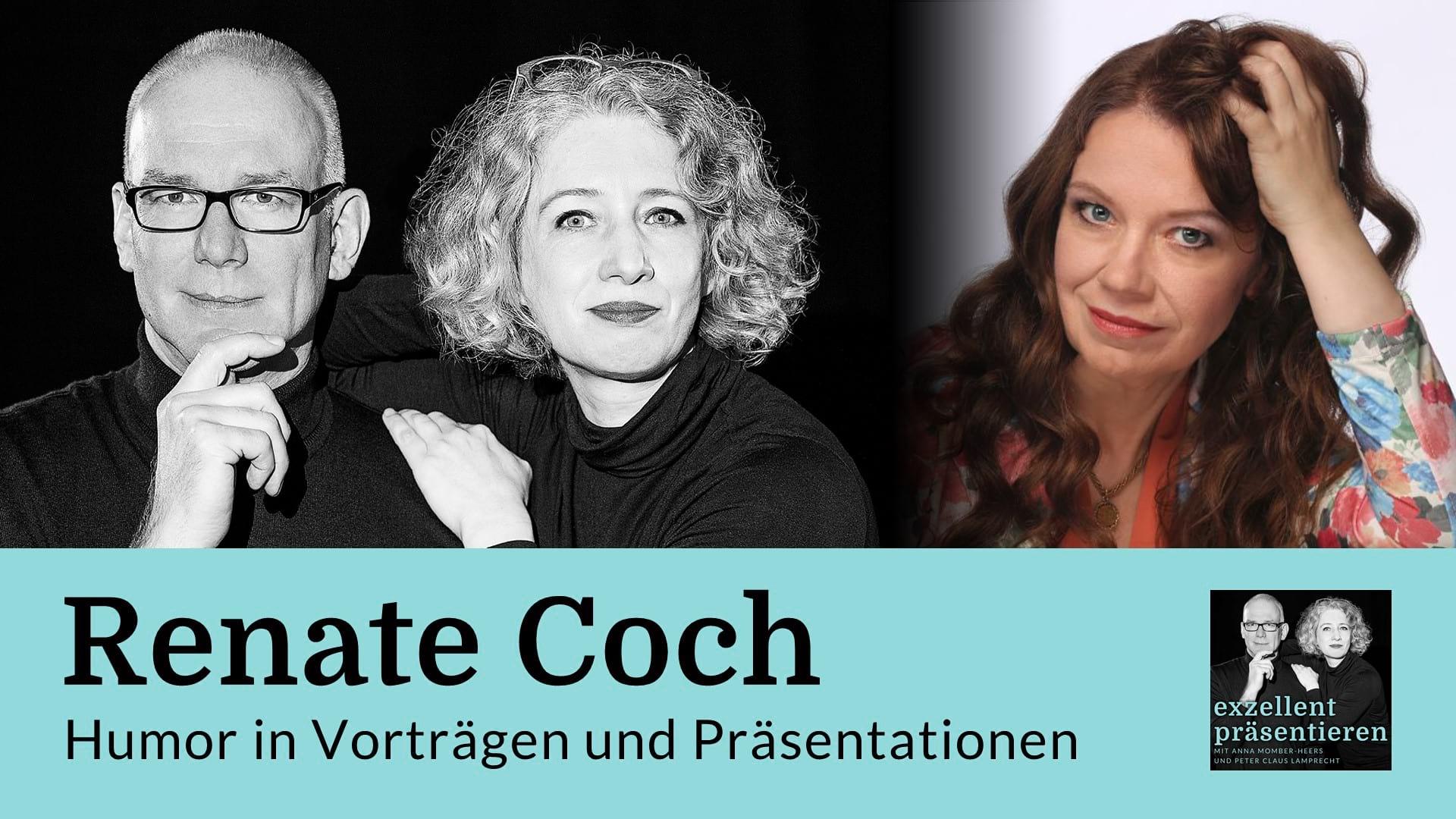 Renate Coch: Humor in Vorträgen und Präsentationen