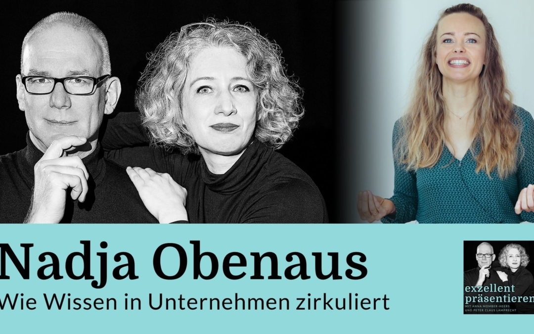 Nadja Obenaus: Wie Wissen in Unternehmen zirkuliert